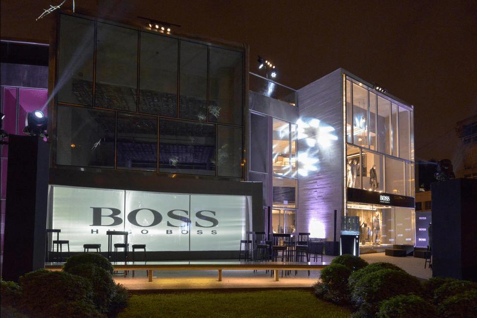 HUGO BOSS - En marzo inicia la construcción del strip center premium más lujoso del Perú