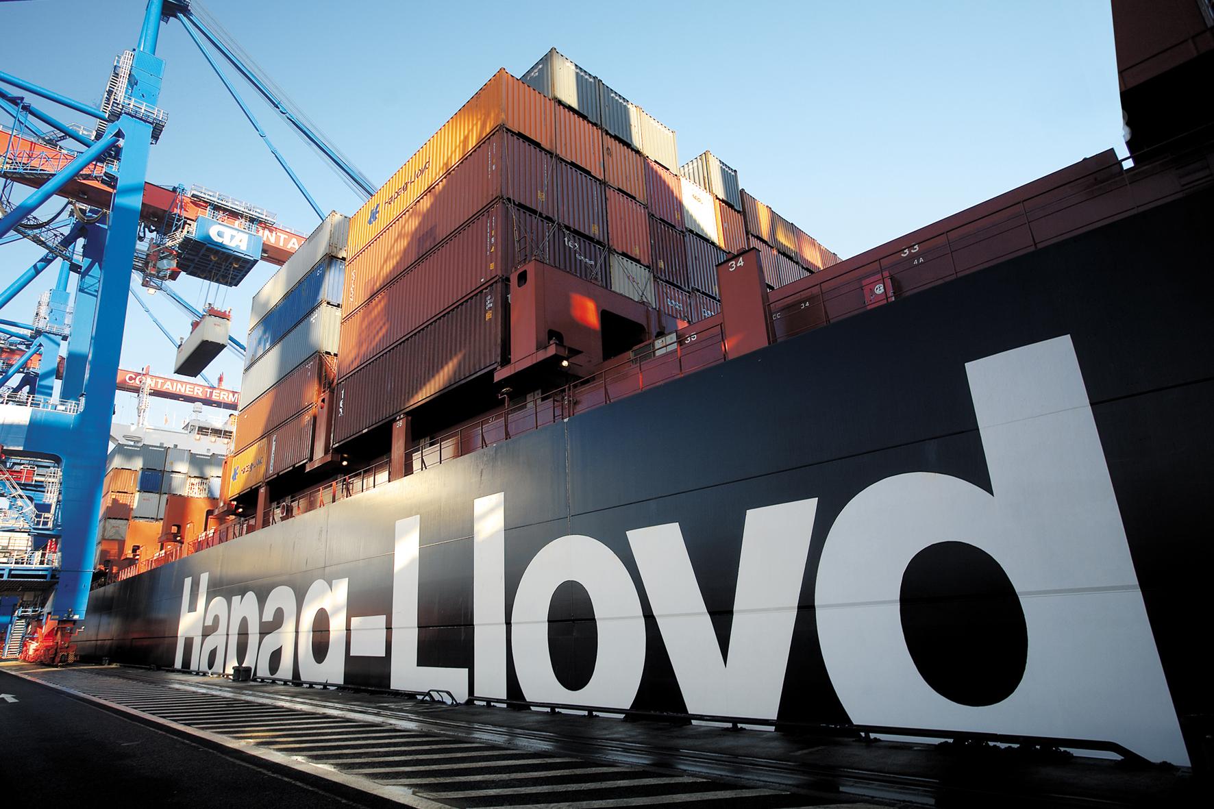Hapag Lloyd and CSAV Enter - Hapag-Lloyd se convierte en la quinta mayor naviera del mundo