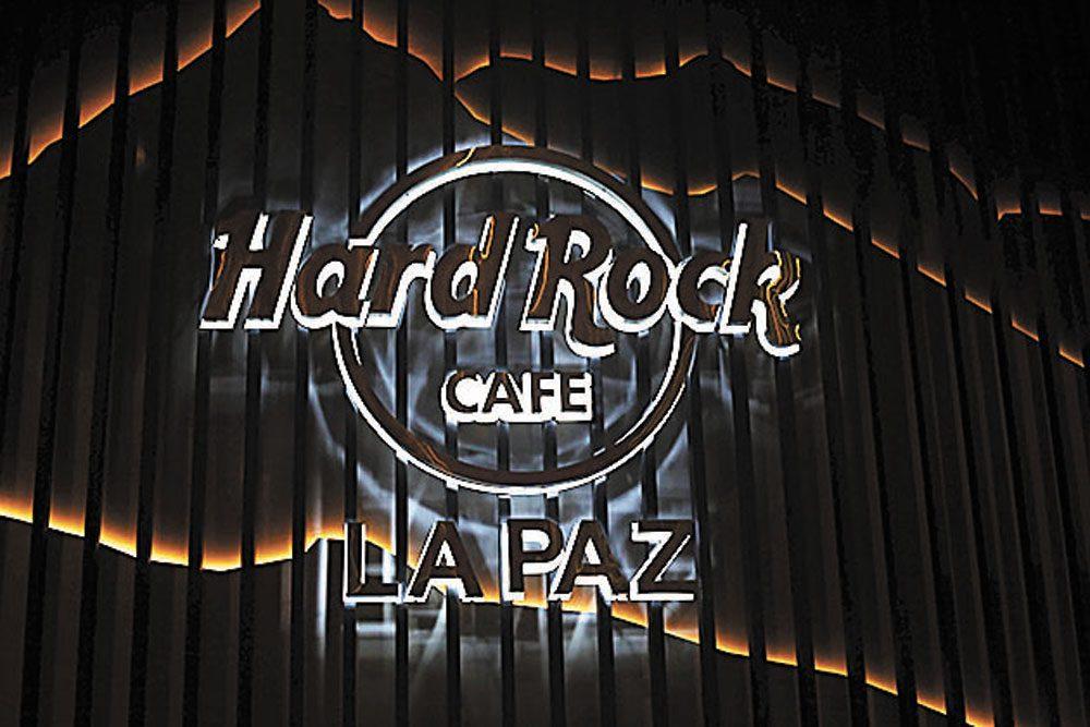 Hard Rock Café La Paz 3 - Hard Rock Café abrió su segundo local en Bolivia