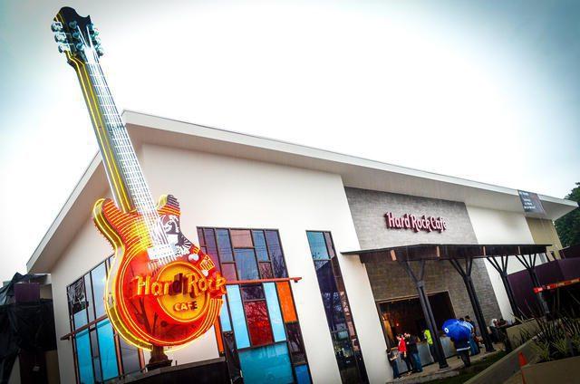 Hard Rock Cafe newsfull - Hard Rock Café explora nuevos negocios en la región
