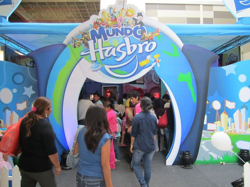 Hasbro Real Plaza