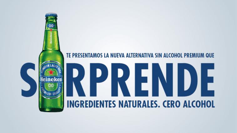 Heineken 0.0 2 - Heineken sacó al mercado su nueva cerveza sin alcohol