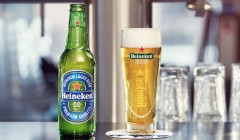Heineken 0.0 240x140 - Heineken sacó al mercado su nueva cerveza sin alcohol