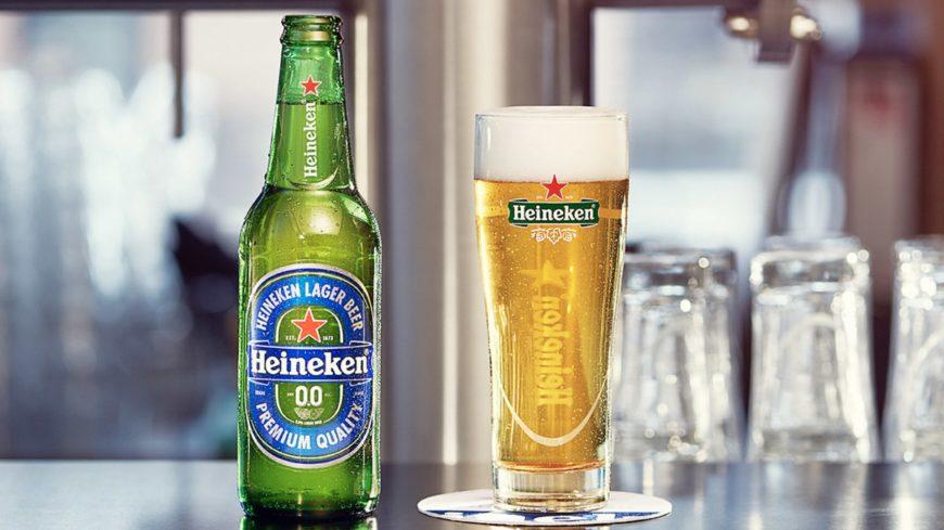 Heineken 0.0 - Heineken sacó al mercado su nueva cerveza sin alcohol