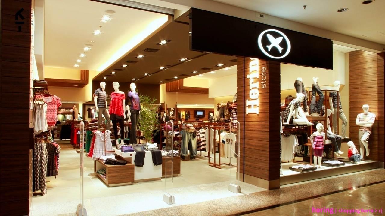 Hering - Hering, el retailer brasileño de moda tiene planes de ingresar al Perú