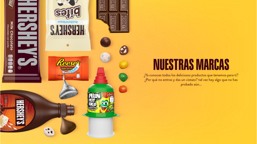 Hershey's productos