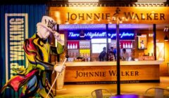 Highball Bar Johnnie Walker