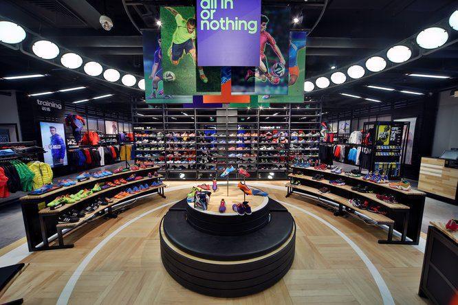 Adidas Abre Su Tienda M 225 S Grande Del Per 250 En Mall Aventura