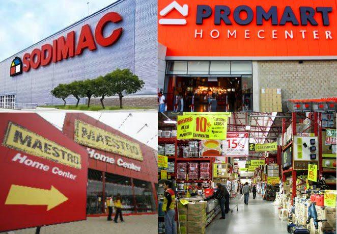 Homecenters peruanos