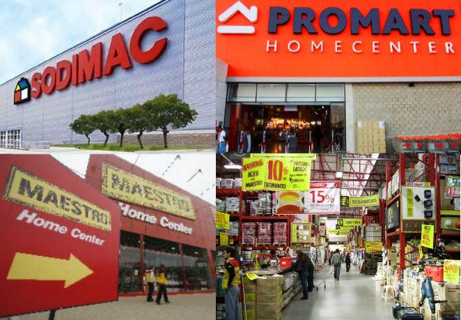 Homecenters peruanos1 - Ventas de homecenters crecería este año 8% alcanzando S/5.500 millones en Perú