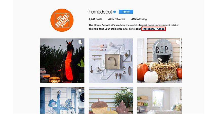 How to Hack Instagram - ¿Por qué Home Depot e Instagram consideran que las fotos revolucionarán el sector retail?