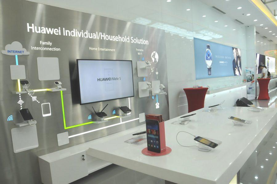 Huawei Experience Store - Ventas de Huawei en Bolivia crecieron 24%, pese al contexto internacional