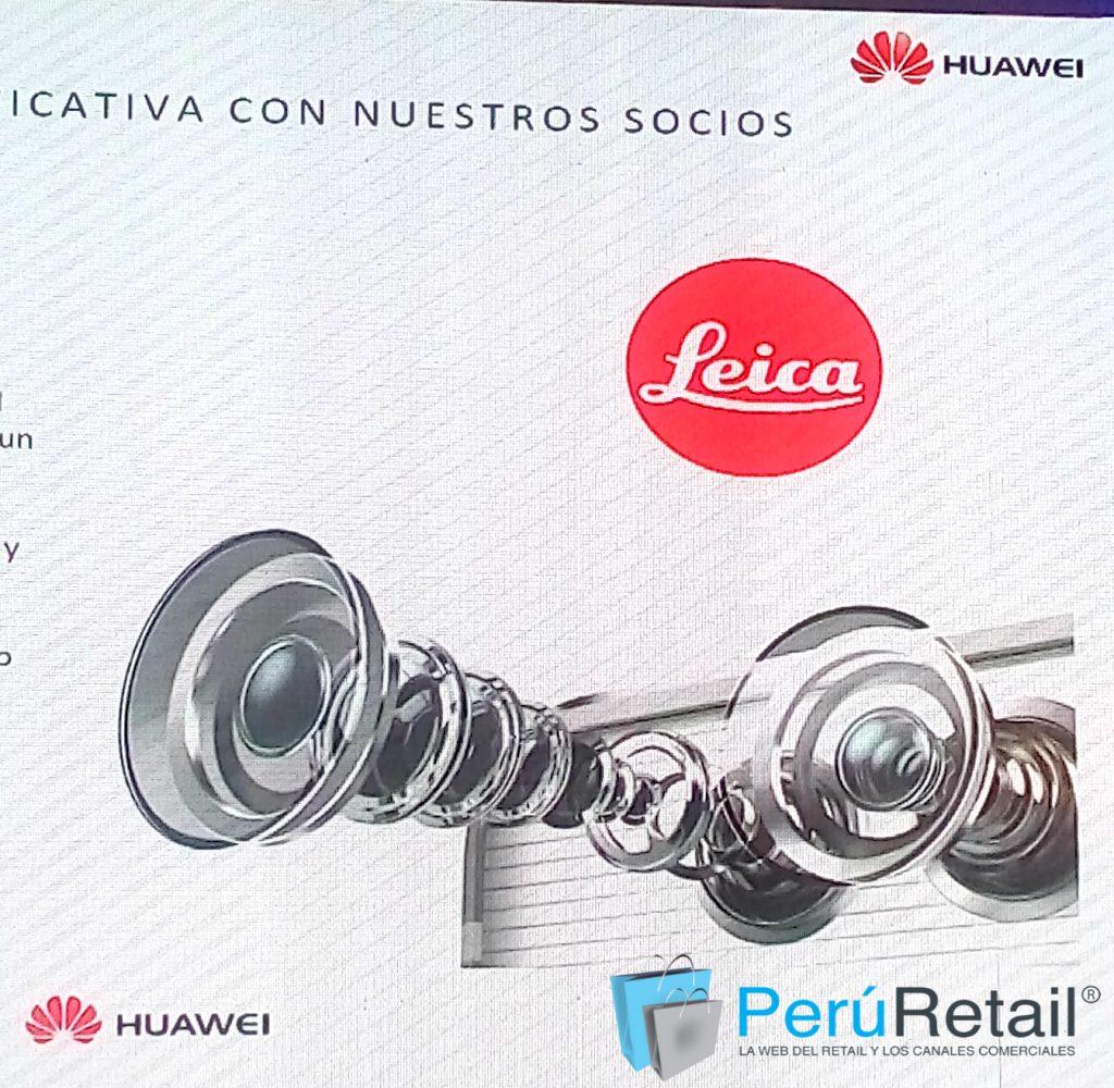 Huawei Leica Peru Retail  1024x1000 - Huawei es una de las marcas de mayor crecimiento en la región