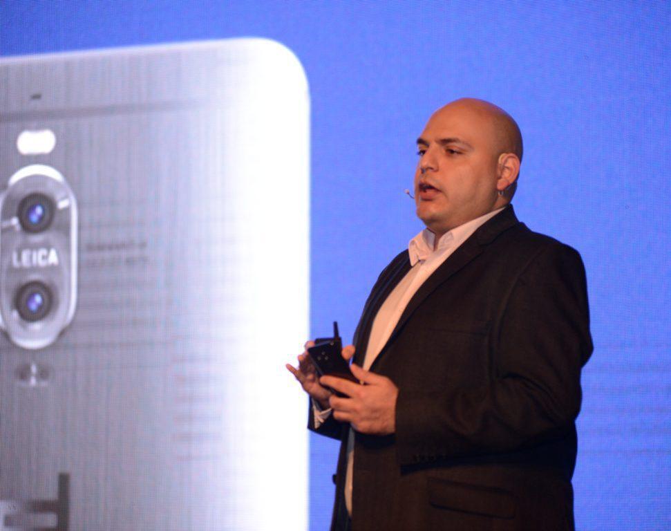 Huawei Mate 10 - Huawei Mate 10 Pro llega al Perú