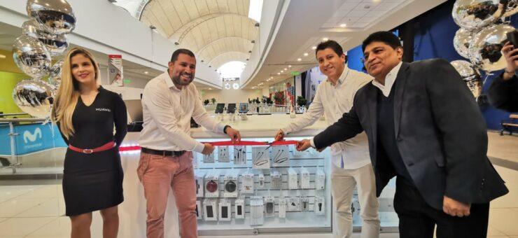 Huawei apertura tienda en Plaza Norte 740x340 - Nuevo punto de venta y servicio de Huawei llega a Plaza Norte