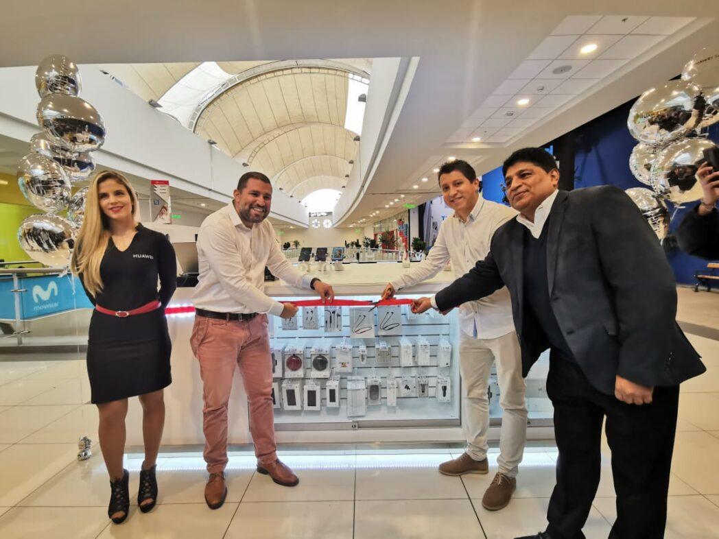 Huawei apertura tienda en Plaza Norte - Nuevo punto de venta y servicio de Huawei llega a Plaza Norte