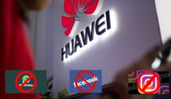 Huawei sin apps de Facebook 248x144 - Celulares Huawei no tendrán preinstaladas las apps de Facebook, Instagram o Whatsapp
