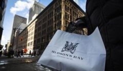 Hudson's Bay & Gilt Groupe