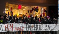 Huelga H&M Chile
