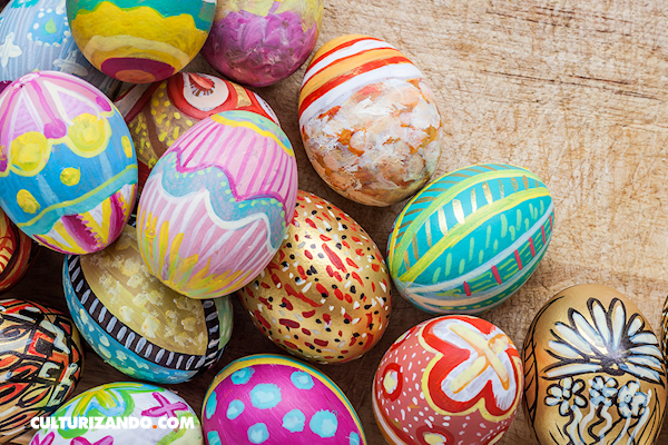 Huevos de Pascua 02 - Google: ¿Qué buscan los peruanos por Semana Santa?
