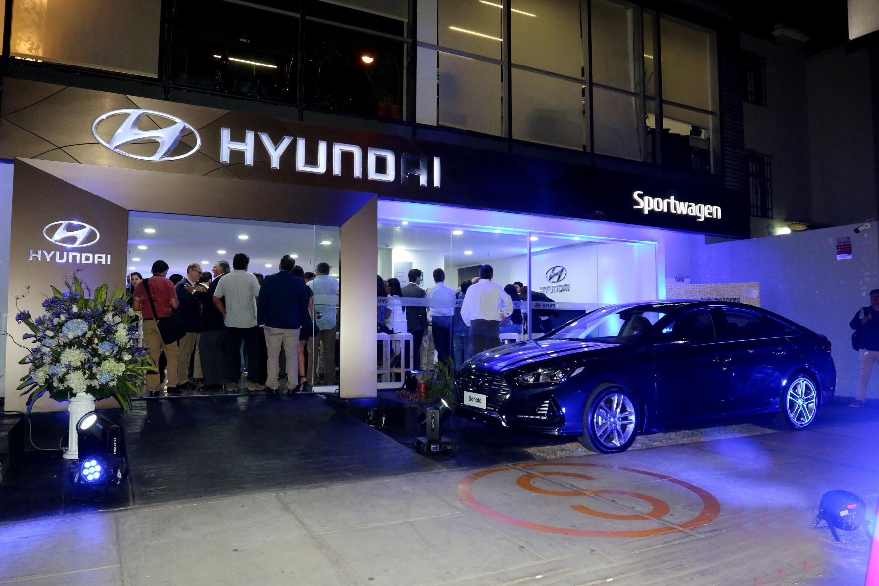 Hyundai Sportwagen - Hyundai invierte US$200 mil para abrir su primera tienda boutique en Perú