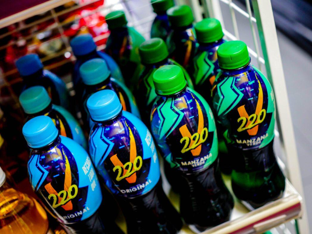 IMG 3 - Nueva bebida energizante ingresa al mercado peruano