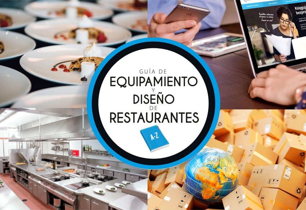Gu a de equipamiento y dise o de restaurantes per retail for Diseno de restaurantes