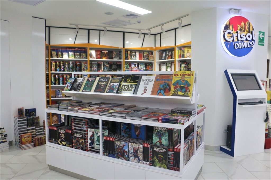 IMG 0781 1024x683 - Librería Crisol del Óvalo Gutierrez apunta a ser la más moderna del Perú