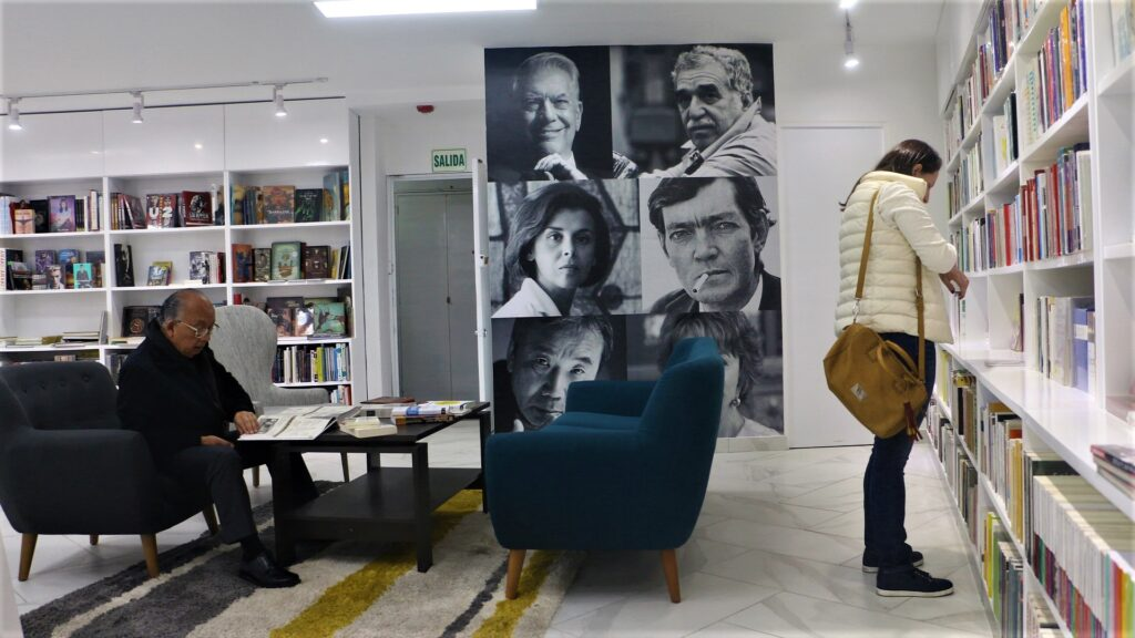IMG 0805 1024x576 - Librería Crisol del Óvalo Gutierrez apunta a ser la más moderna del Perú