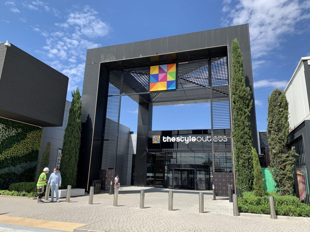vagón Disfraces bloquear  España: The Style Outlets Getafe se transforma en el mejor destino outlet  del Sur de Madrid