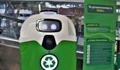 IRBin 248x144 - Perú: Conoce el nuevo robot de Tottus que enseña a separar correctamente los residuos