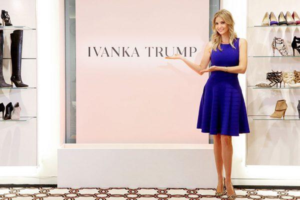 IVANKA trump shop - Sears y Kmart retiran productos de Ivanka Trump