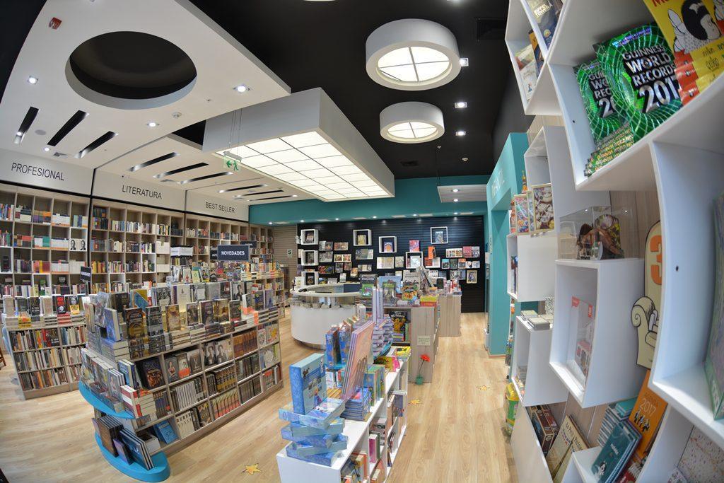 ibero librer as abre su 9 tienda en el centro comercial