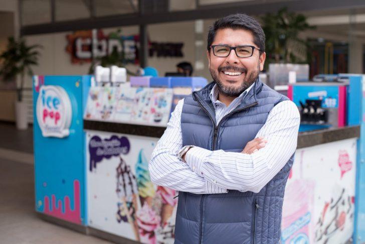 IcePop DiegoRojas GerenteGeneral e1542642128136 - Perú: Heladerías Ice Pop sumará 9 puntos de venta a nivel nacional