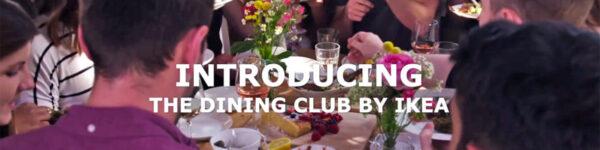 "Ikea Dining Club 2 600x150 - Ikea desarrolla restaurante itinerante denominado ""The Dining Club"""