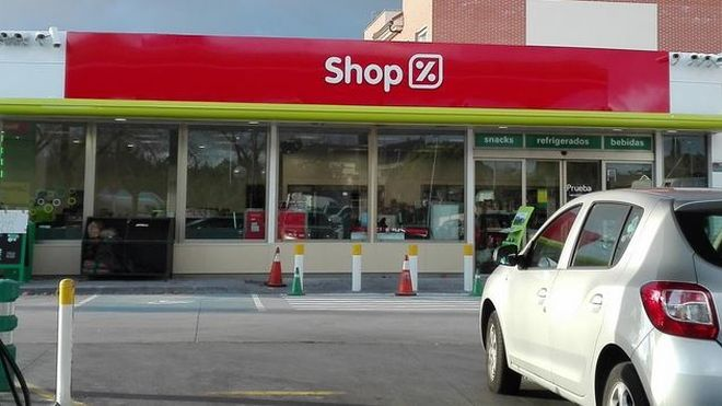 Imagen tienda Dia Shop 117 - Grupo Dia% pone a prueba tienda de conveniencia en España