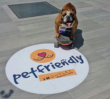 InOutlet Premium Lurín pet frendly - InOutlet Premium Lurín se convierte en el primer mall 'pet friendly' del Perú