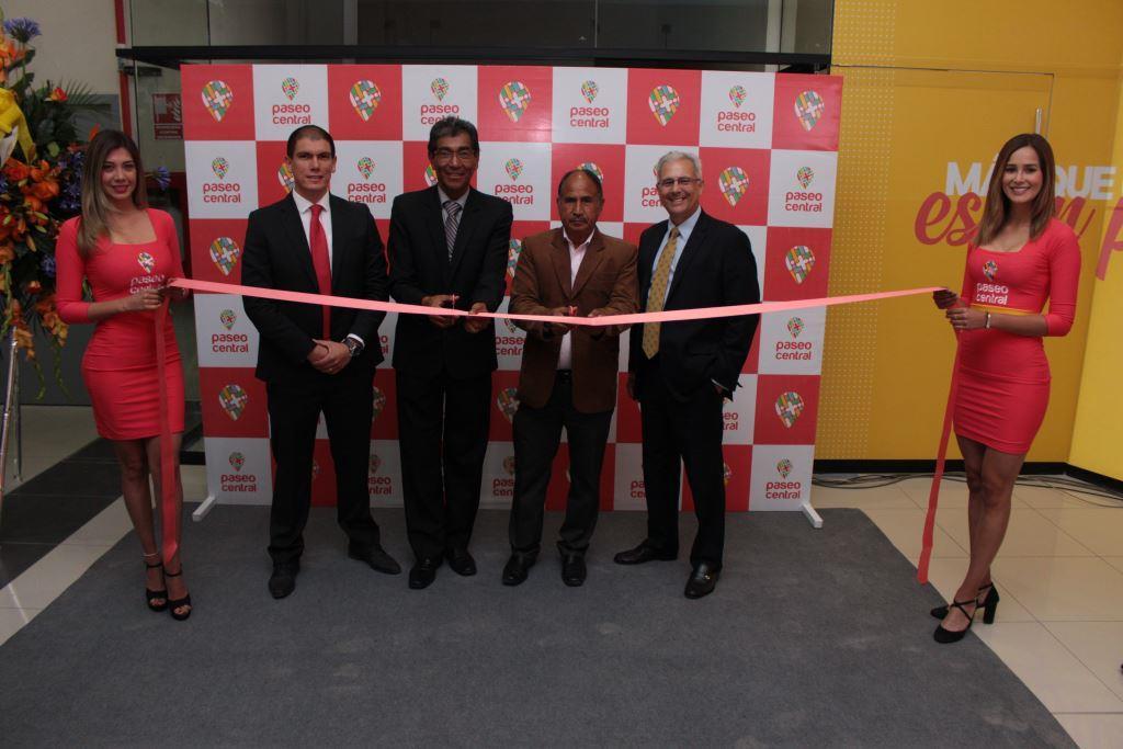 Inauguración Paseo Central - Paseo Central: El primer mall de conveniencia abre sus puertas en Arequipa