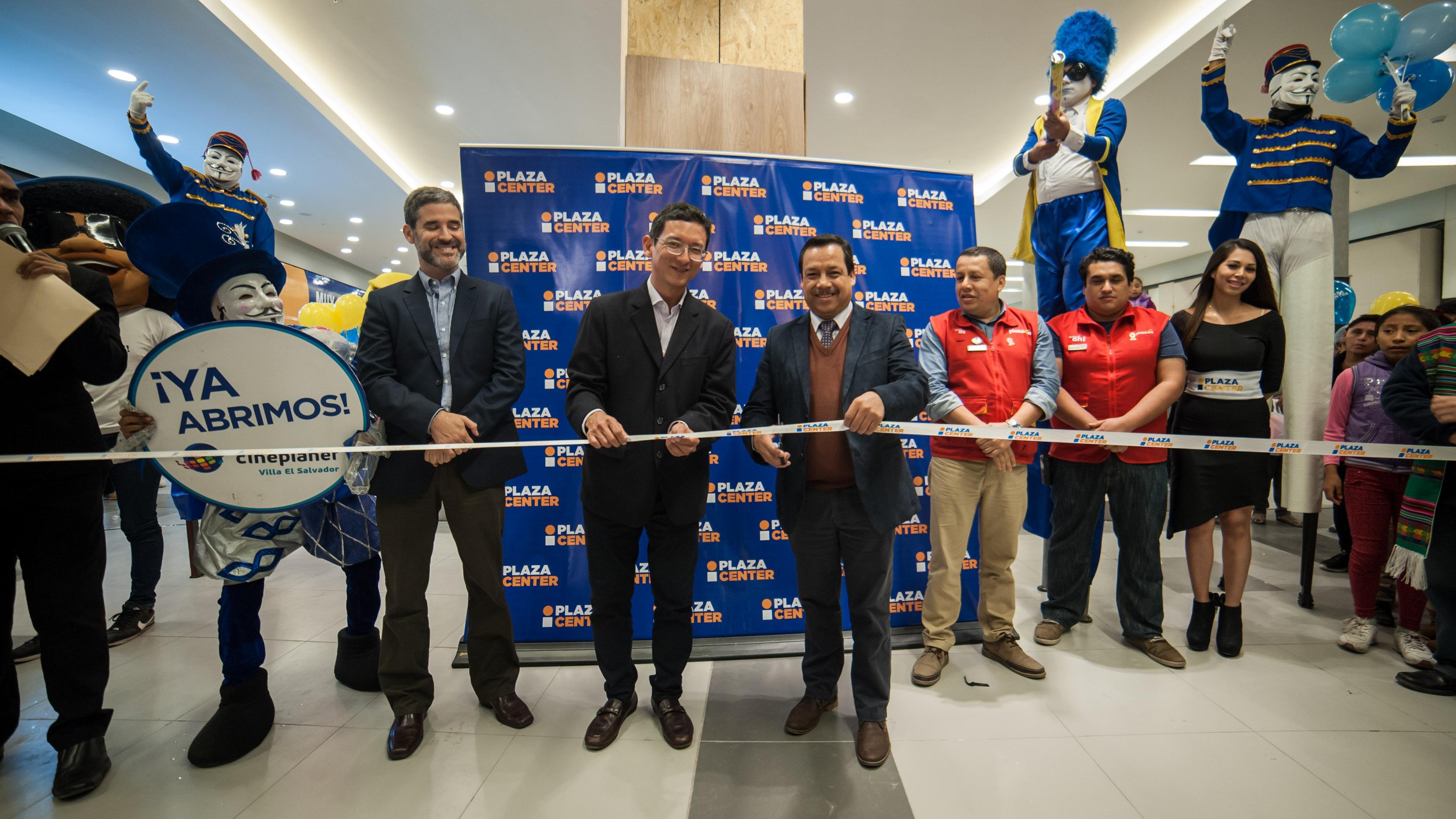 Inauguración Plaza Center VMT 1 - Perú: Plaza Center abrirá en Ilo y Tarapoto antes de fin de año