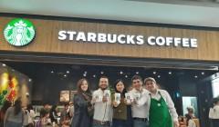Inauguración Starbucks Villa María del Triunfo 2 240x140 - Starbucks abrió nuevo local en Real Plaza Villa María