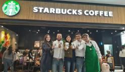Inauguración Starbucks Villa María del Triunfo 2