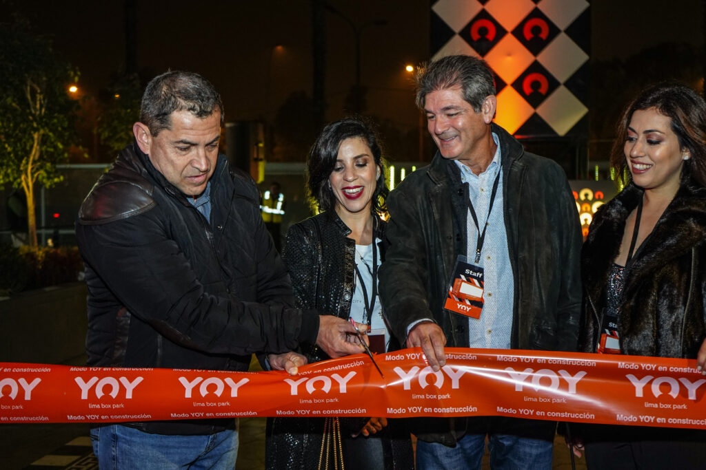 Inauguración YOY 12 1024x683 - Mira cómo luce el primer YOY Lima Box Park