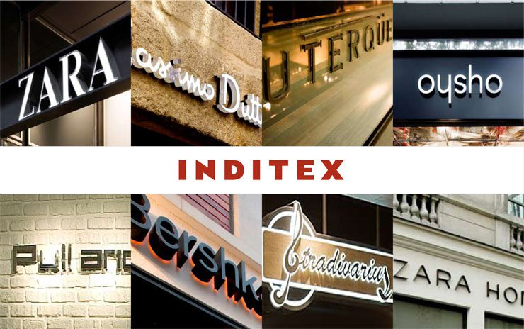 Inditex supera a H&M, GAP y Mango