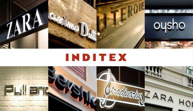 Inditex1 - Ganancias de Inditex crecen 12 % en los nueve primeros meses del ejercicio 2019
