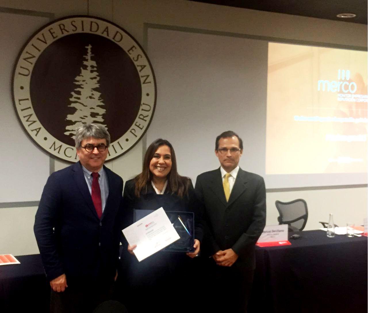Interbank Merco Talento - Perú: Interbank entre las mejores empresas para atraer y retener talento