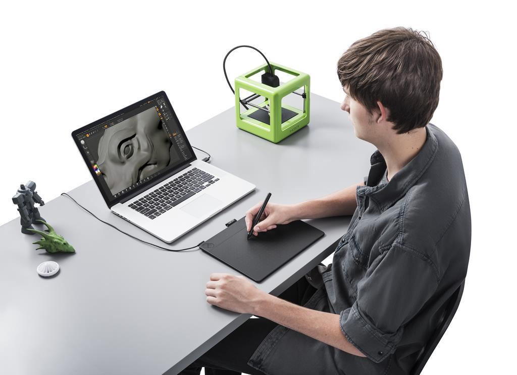 Intuos - Wacom presenta Intuos 3D en la IFA 2016