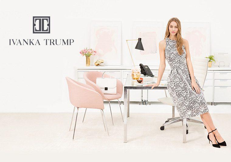 Ivanka Trump Collection - Ventas de productos de Ivanka Trump aumentaron un 61 % en el 2016