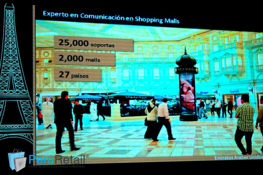JCDecaux 667 Peru Retail