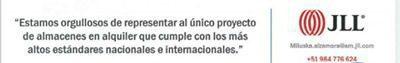 """JLL - """"LatAm Logistic Properties"""": Infraestructura logística con visión al futuro"""