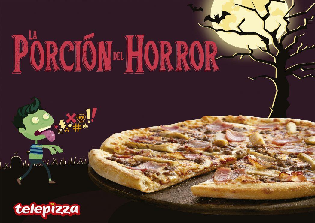 Halloween Telepizza